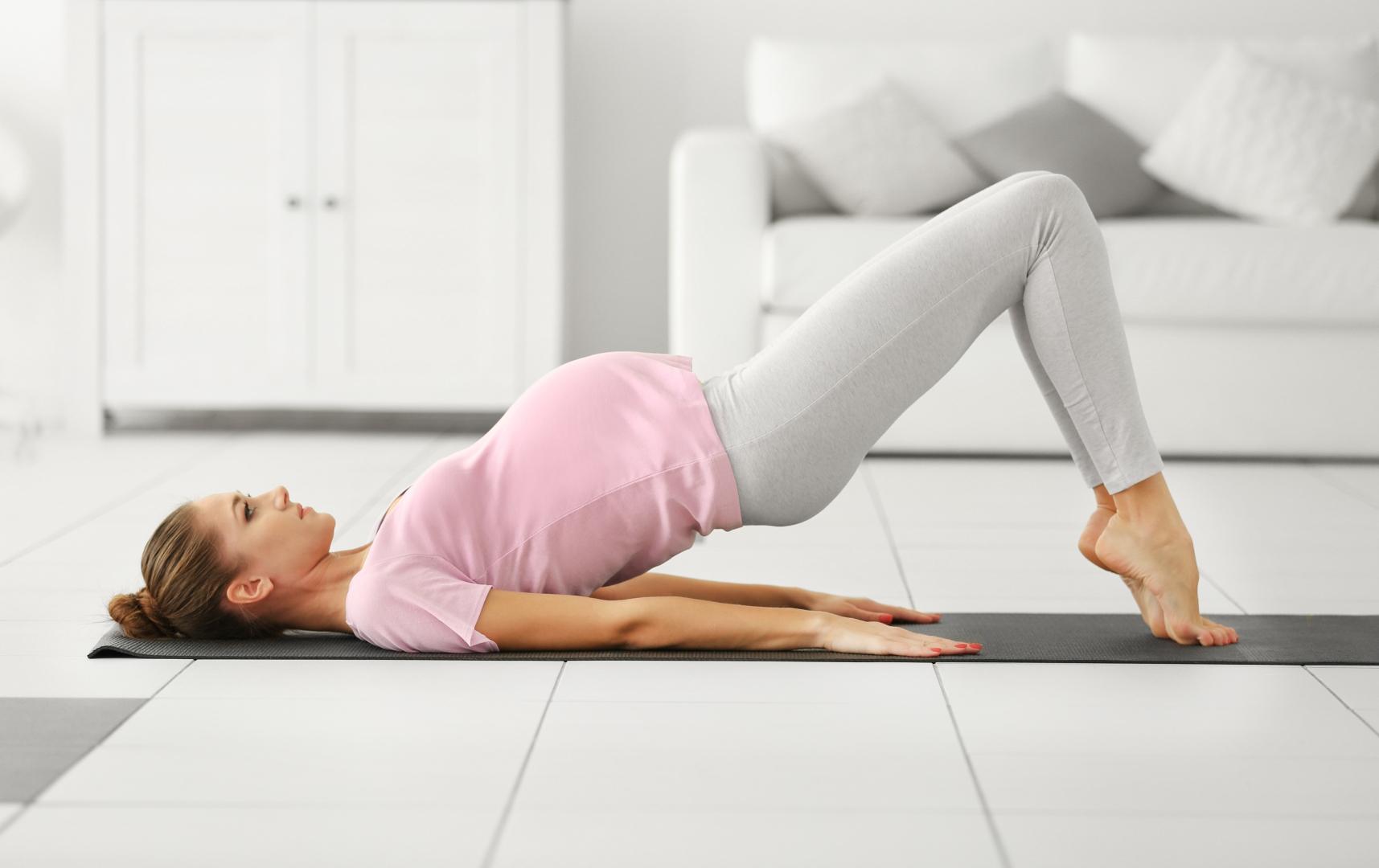 Ασκηση και εγκυμοσύνη