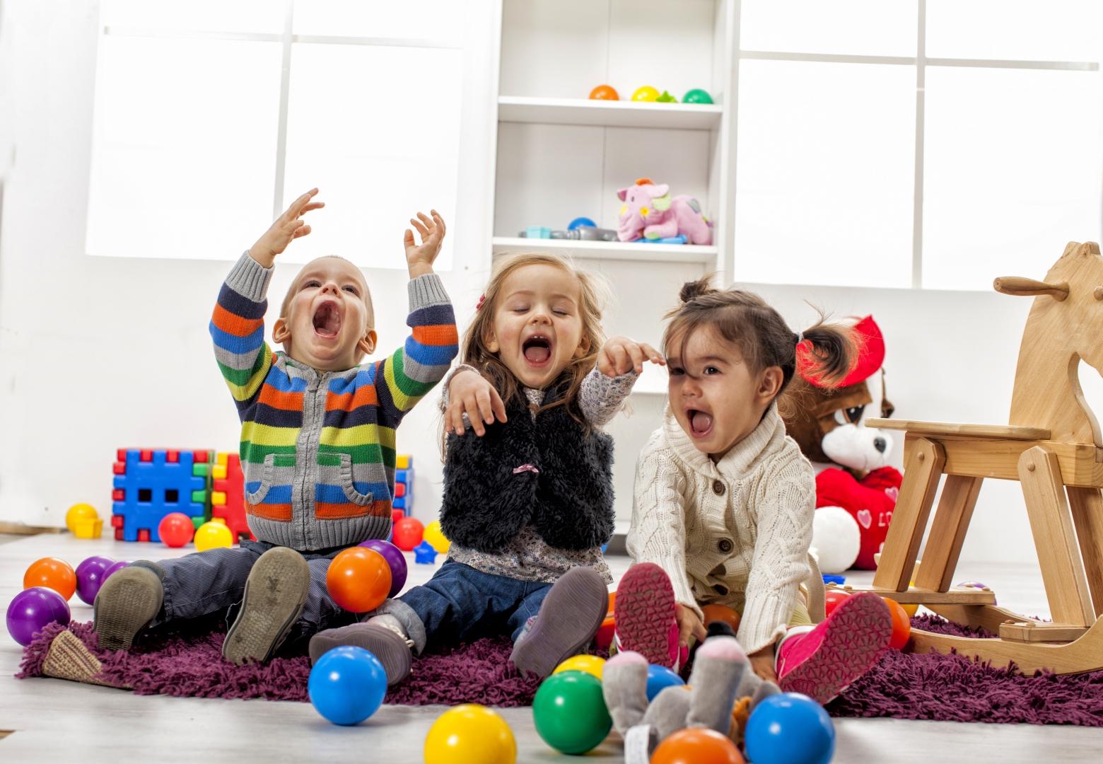 Η σημασία των παιχνιδιών στην ανάπτυξη του παιδιού