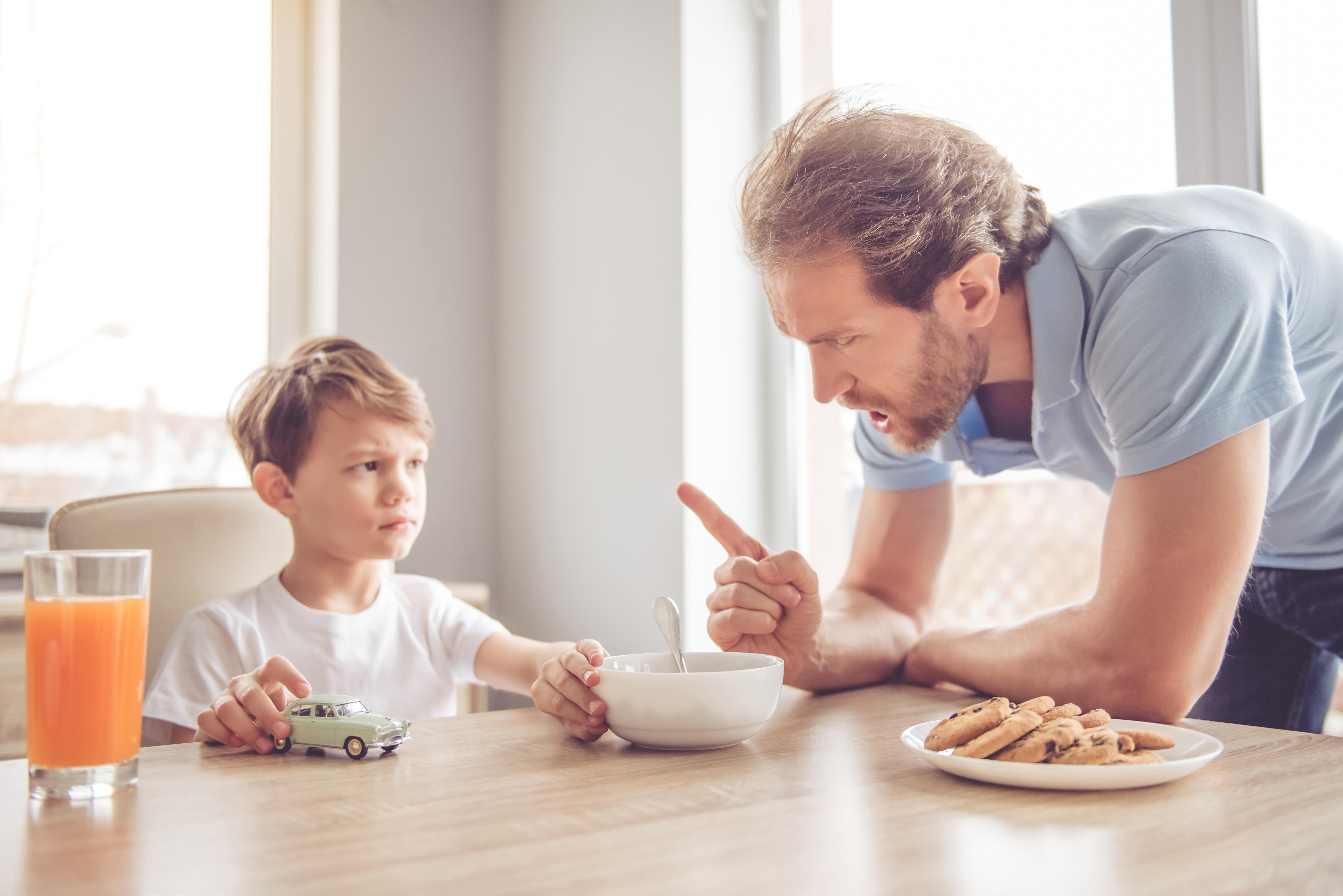 Η Ανορεξία Στα Μικρά Παιδιά