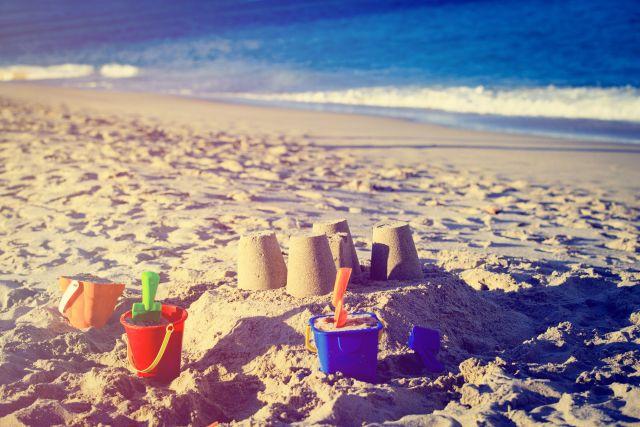 Πάμε στην παραλία, έτοιμοι;