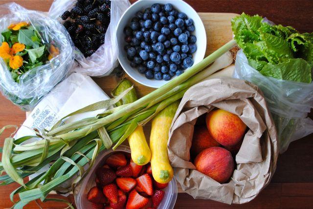 Κρέπες Χωρίς Γλουτένη και Λακτόζη με Μαρμελάδα και Φρέσκα Goji Berries