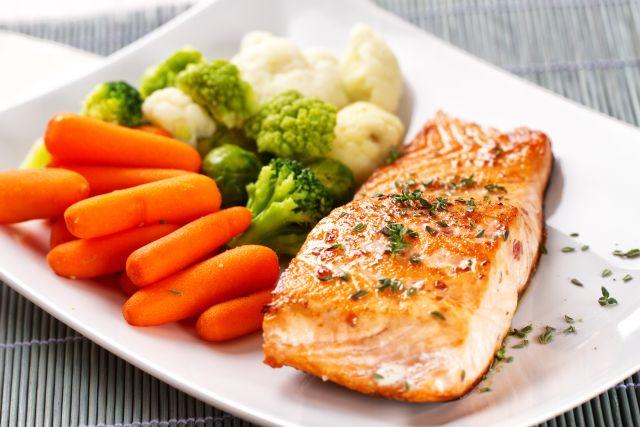 Ψάρι με Σάλτσα Λεμονιού