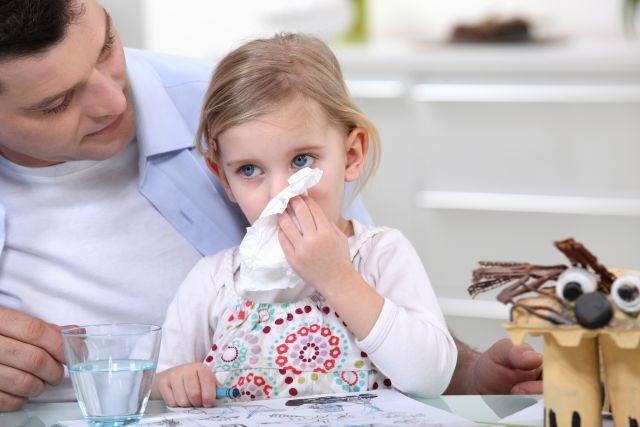Όταν Το Παιδί Έχει Μύξα – Μύθοι Και Αλήθειες Για Το Μπούκωμα Στο Μωρό Και Το Προνήπιο