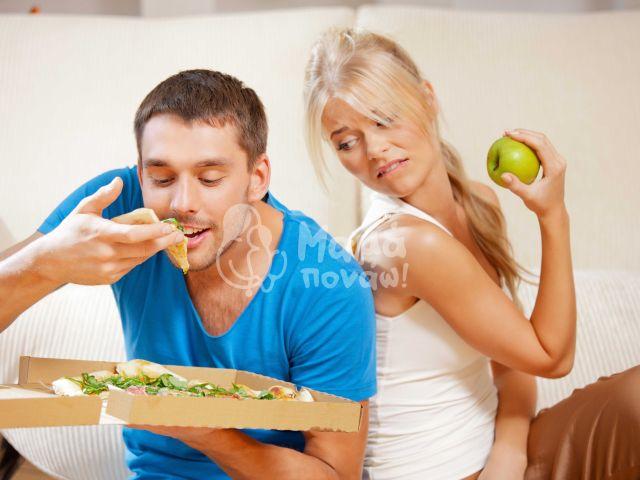Δίαιτα Υπό Νευρική Κρίση