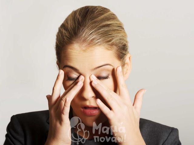 Ημικρανία & Οφθαλμολογικά Συμπτώματα