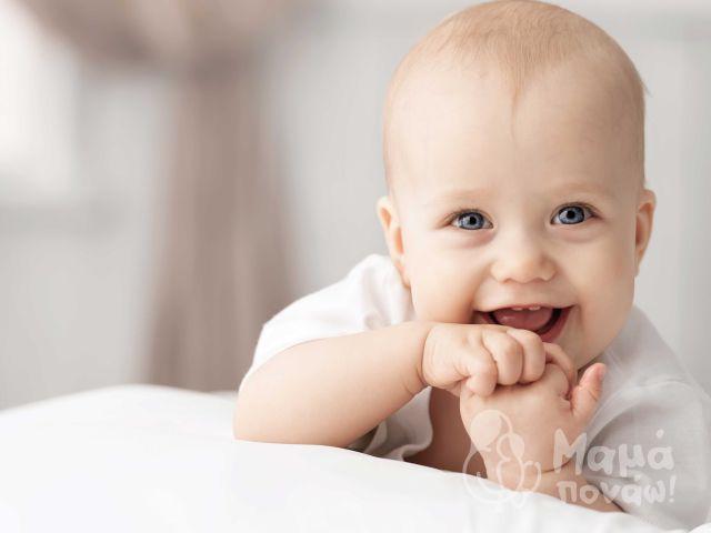 Η Συναισθηματική Ζωή Του Παιδιού (0-2 χρόνων)