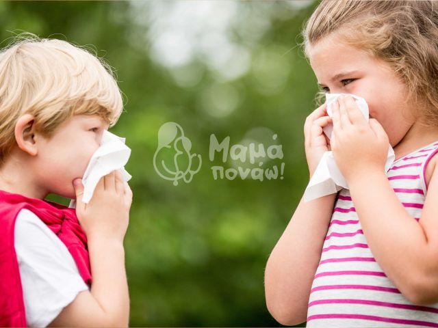 Αλλεργική Ρινίτιδα Και Άσθμα