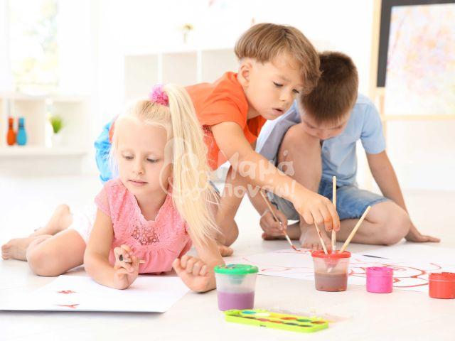 Οι Παιδικές Ζωγραφιές Δείχνουν Τη Νοημοσύνη Του Παιδιού Σε Μεγαλύτερη Ηλικία.