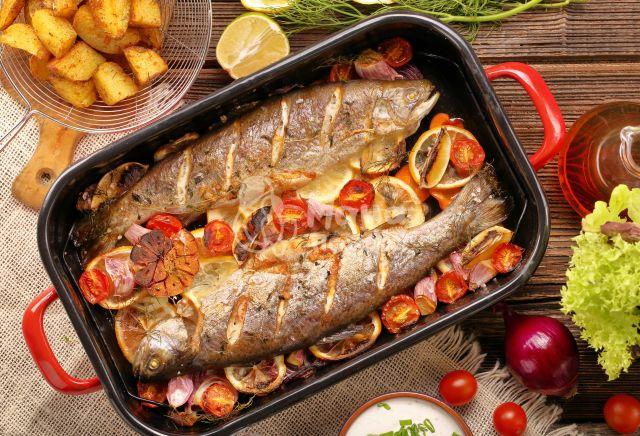 Ψάρι Πλακί Με Πατάτες
