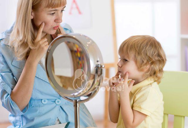 Πως Θα  Βοηθήσω Το Παιδί Μου Να Μιλήσει Γρήγορα Και Σωστά.