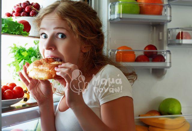 Γιατί Όταν Τρώμε Αργά Τρώμε Ανθυγιεινά; Και Γιατί Τρώμε Χειρότερα Όταν Δεν Έχουμε Κοιμηθεί Καλά;