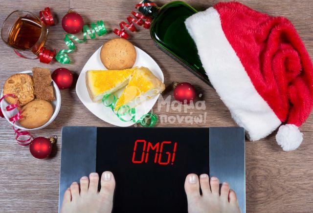 Διατροφή Μετά Τα Χριστούγεννα