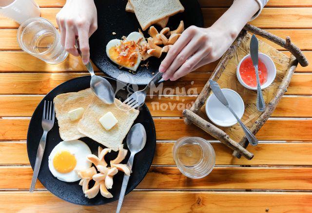 3 Είδη Πρωινού