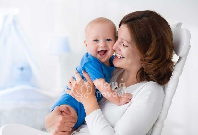 Τι Συμβολίζει Η Μητρική Μορφή Για Το Νεογνό Και  Βρέφος