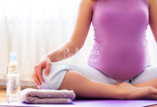 Η Τεχνική Της Χαλάρωσης Στην Εγκυμοσύνη Και Στον Τοκετό