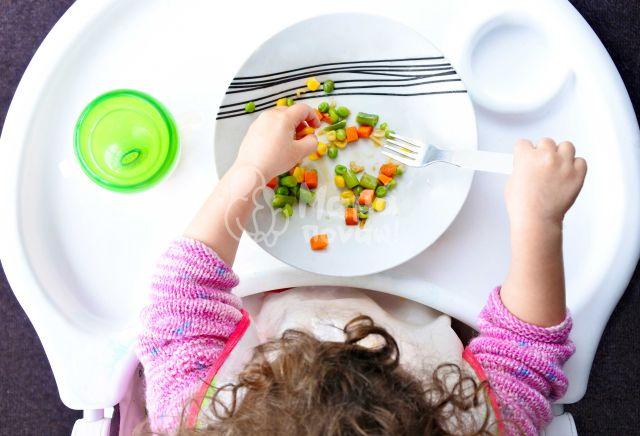 Εκπαιδεύστε Το Μωρό Σας Για Υγιεινές Διατροφικές Συνήθειες