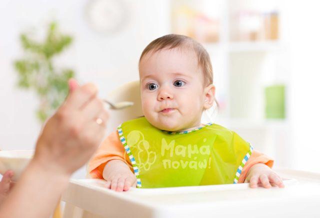 Η Διατροφή Του Μωρού Μετά Τους 6 Μήνες – Οι Στερεές Τροφές