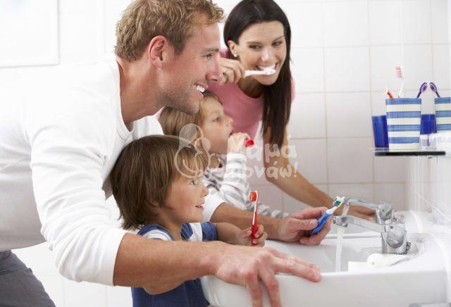 Οδοντιατρικές Συμβουλές Για Γονείς