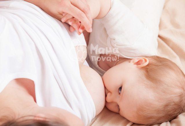 Συμβουλές Για Επιτυχή Μητρικό Θηλασμό