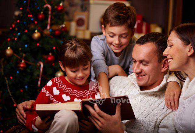 Με Ποιο Τρόπο Θα Κάνουμε Τα Χριστούγεννα Να Μοιάζουν Φανταστικά Για Τα Παιδιά Μας;