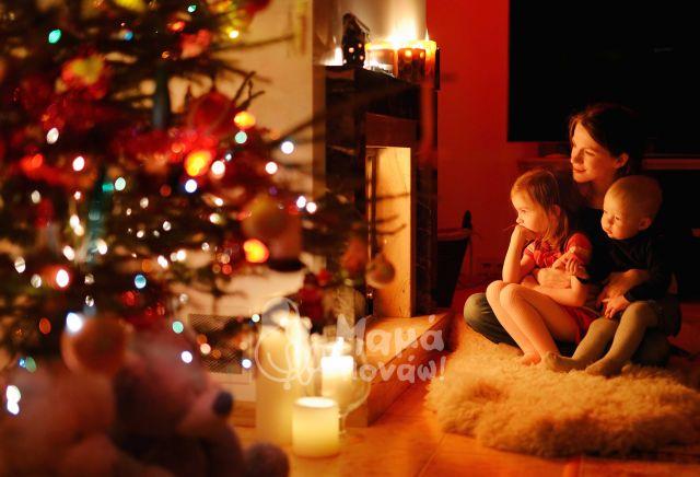 Τα Πρώτα Χριστούγεννα Με Το Μωρό Μου