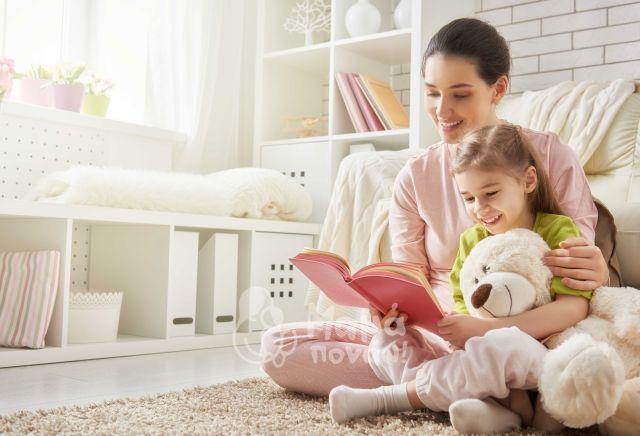 Γιατί Ποτέ Δεν Είναι Πολύ Νωρίς Για Να Ξεκινήσετε Την Ανάγνωση Στο Μωρό Σας!