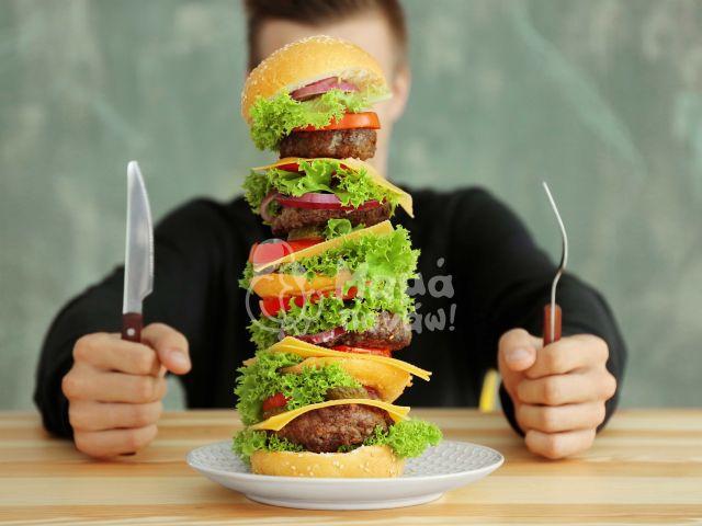 Διατροφή Και Συναισθηματική Κάλυψη