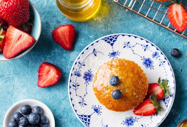 Φράουλες!! Η γλυκιά απόλαυση!!!