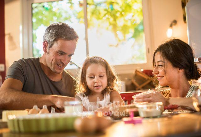 Η Αξία Των Οικογενειακών Γευμάτων